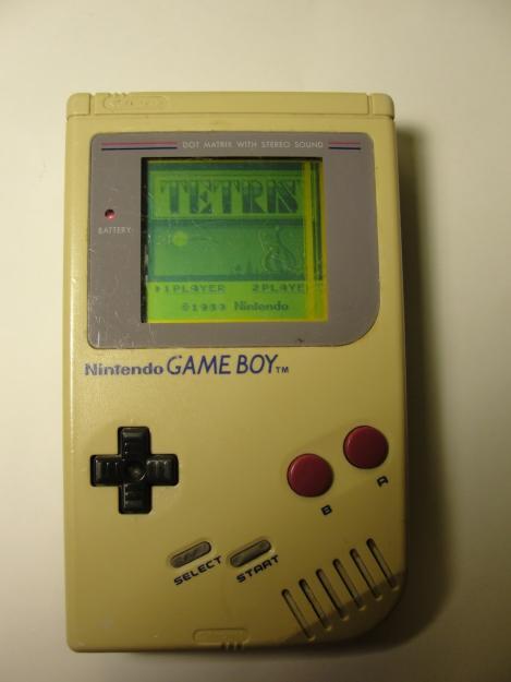 original tetris gameboy