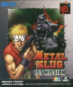 Metal Slug: 1st Mission – Neo Geo Pocket Color