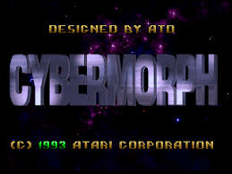 Cybermorph – Atari Jaguar