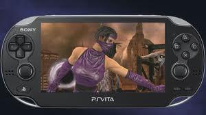 Mortal Kombat (2011) psvita