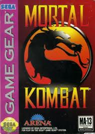 Mortal Kombat – Game Gear