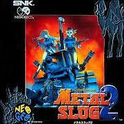Metal Slug 2 – Neo Geo CD