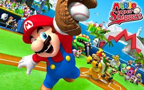 Mario Super Sluggers – Wii