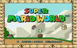 Super Mario World – SNES