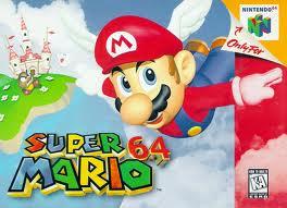 Super Mario 64 – N64
