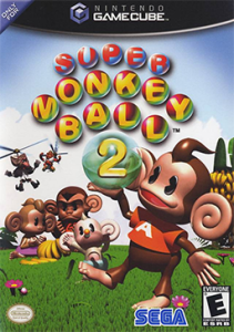 Super Monkey Ball 2 – GameCube