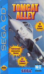 Tomcat Alley – Sega CD
