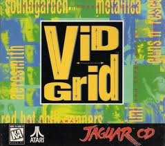 Vid Grid – Atari Jaguar CD