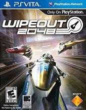 Wipeout 2048 – PS Vita