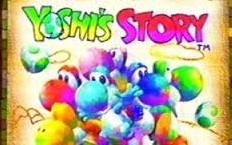 Yoshi's Story – N64