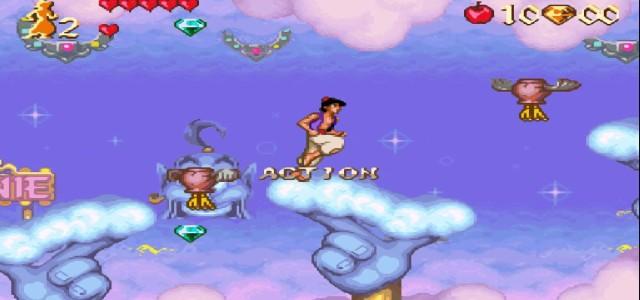 Aladdin – SNES