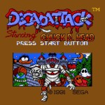 Decap Attack – Genesis