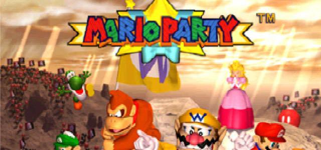 Mario Party – N64