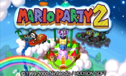 Mario Party 2 – N64