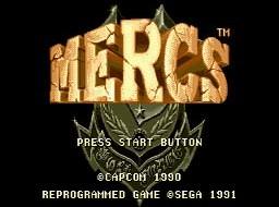 MERCS – Genesis