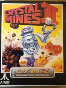 Crystal Mines II – Atari Lynx