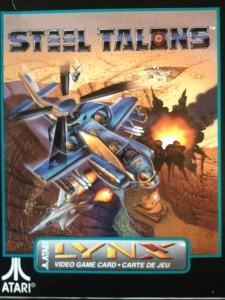 Steel Talons – Atari Lynx