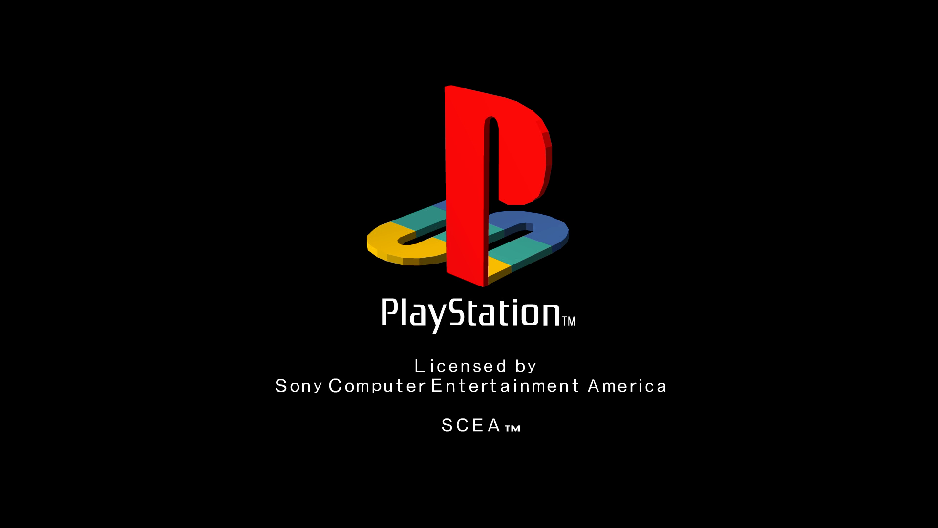 playstation startup screen