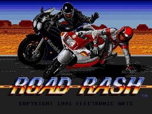 road rash intro