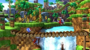 sonic generations green hill