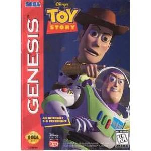 Toy Story – Genesis