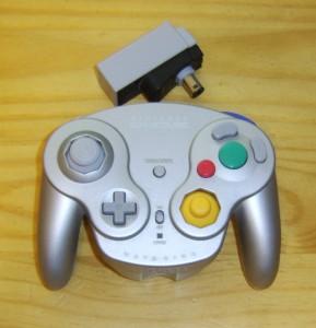 Nintendo Wavebird Controller – Gamecube