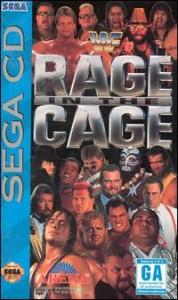 WWF Rage in the Cage – Sega CD