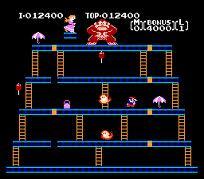 Donkey Kong - NES