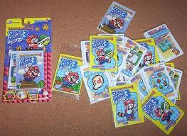 Super Mario Advance 4 e-Reader Cards