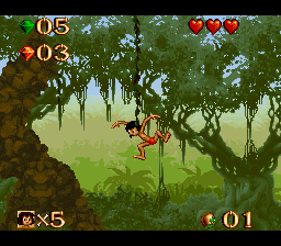 Jungle Book - Jump