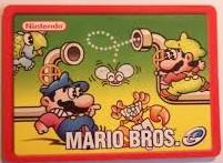 Mario Bros.-e – e-Reader