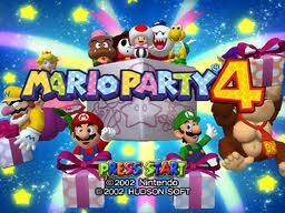 Mario Party 4 – GameCube