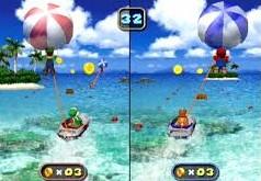 Mario Party 4 boat