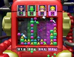 Mario Party 4 matching