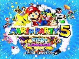 Mario Party 5 – GameCube