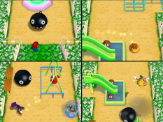 Mario Party 5 chain chomp