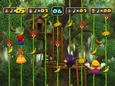 Mario Party 5 vines