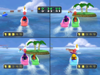 Mario Party 5 boats