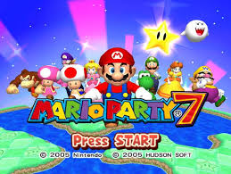 Mario Party 7 – GameCube