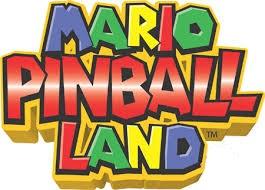Mario Pinball Land – GBA