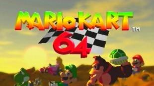 Mario Kart 64 – N64