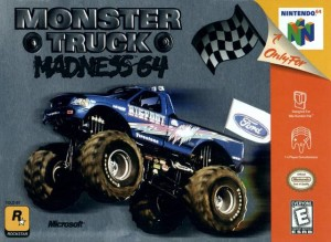 Monster Truck Madness 64 coverart