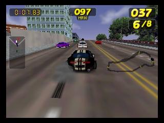 Rush 2 - Extreme Racing USA (U)