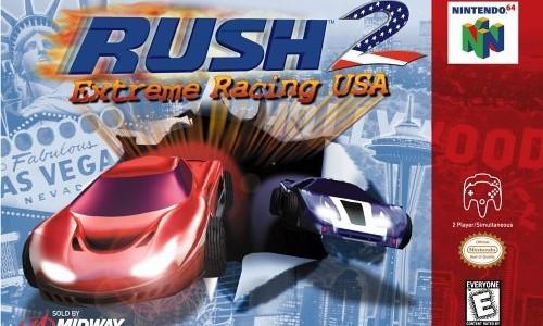Rush 2 – N64