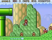 Super Mario Advance 4