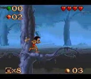 SNES Jungle Book