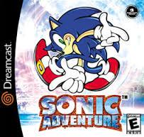 Sonic Adventure - Dreamcast