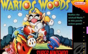 Wario's Woods – Super Nintendo