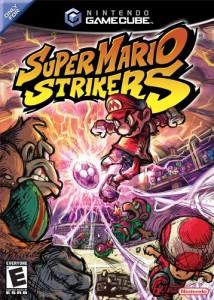 super mario strikers coverart