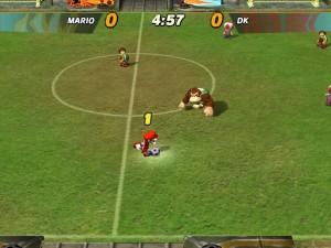 super mario strikers gameshot